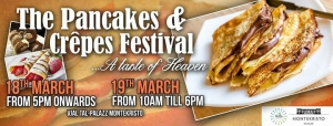 The Pancakes & Crêpes Festival
