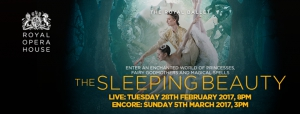 The Sleeping Beauty LIVE from The Royal Opera House