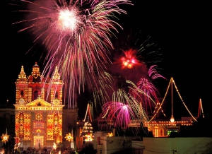 The Village Festa (Religious Feast) 2017
