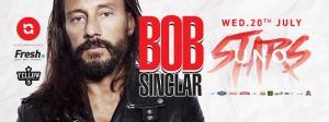 Uno Stars presents Bob Sinclar - 20.07.16