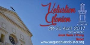 Vetustior Glorior - the Augustinian Cloister #Rabat open weekend