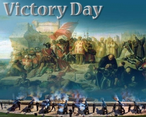 Victory Day - Full Gun Salute
