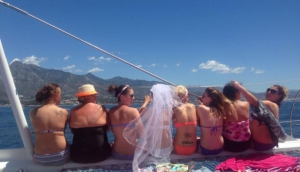 Marbella Hen Do Itinerary