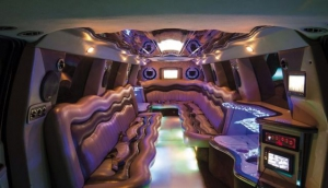 Cruise in a Limousine