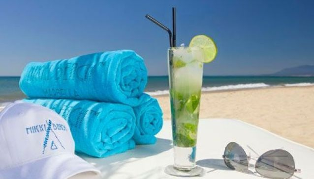 Sip cocktails at the famous beach clubs