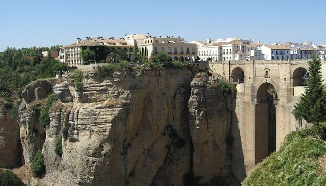 Visit the white walled town of Ronda