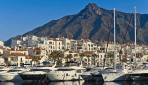 Walk round Puerto Banus, soak in the opulence and see all the luxurious yachts