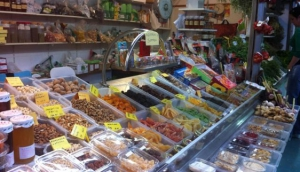 Visit the indoor food market in Marbella and get the freshest foods around!