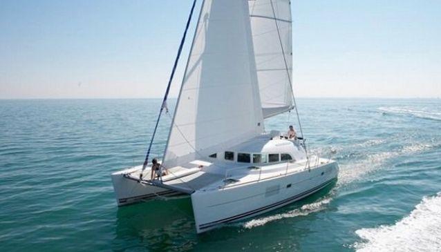 Catamaran Marbella with Experience Box Spain