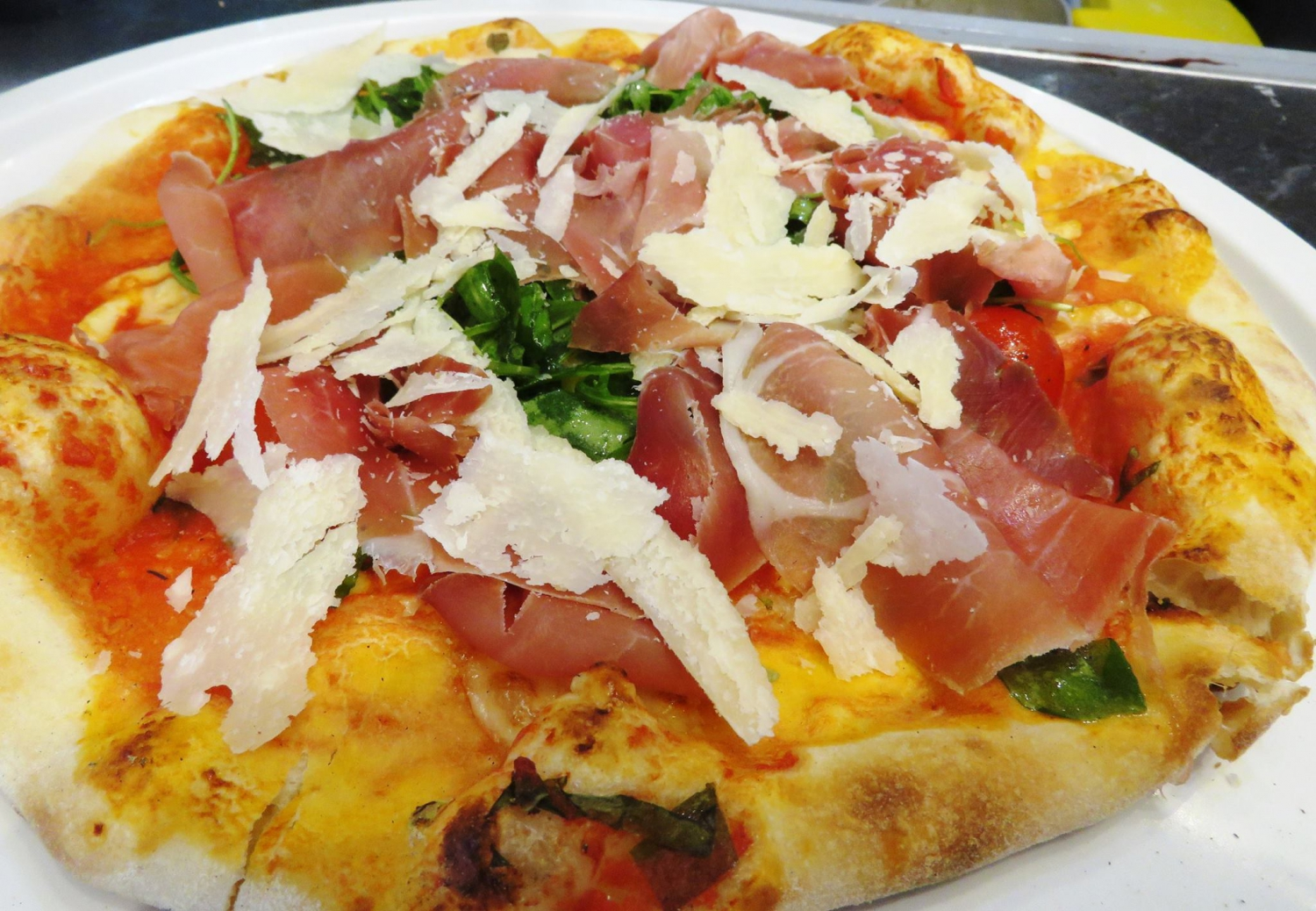 Best Pizzas in Marbella