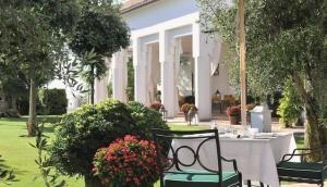 El Jardín de Lutz at Finca Cortesin