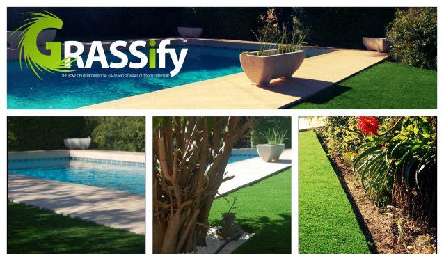 GRASSify Artificial Grass