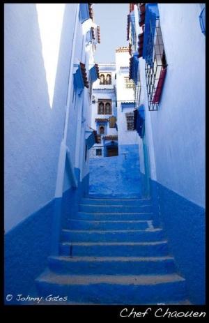 morrocan street