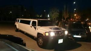 Hummer Limousine Marbella