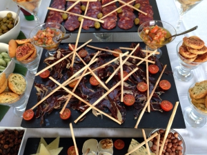 Luxury Villa Catering Marbella