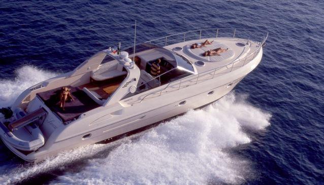 Marbella Club Luxury Yacht