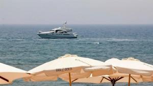 Visit luxury beach clubs
