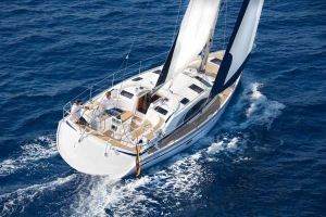 Sailing boat in Marbella for hire