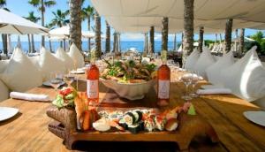 Nikki Beach Marbella Restaurant