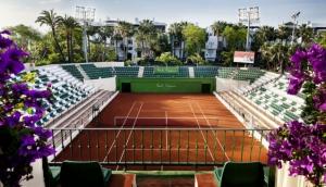 Puente Romano Beach Resort Marbella Tennis Club
