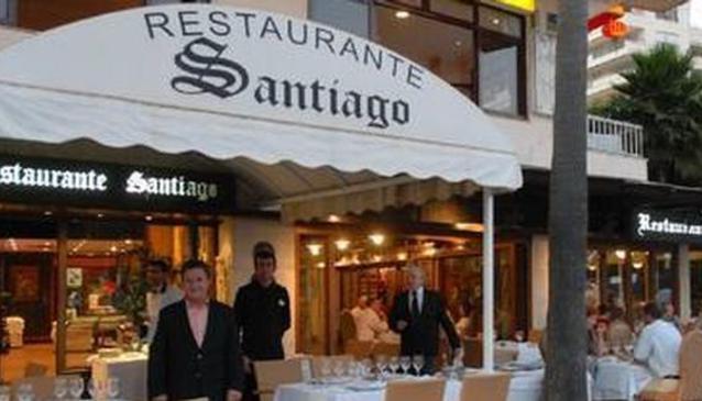 Santiago restaurante in marbella my guide marbella - Restaurante noto marbella ...