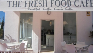 The Fresh Food Cafe