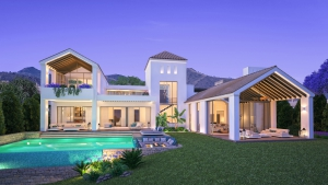 The Heights at La Resina Golf - 11 Luxury Villas for sale