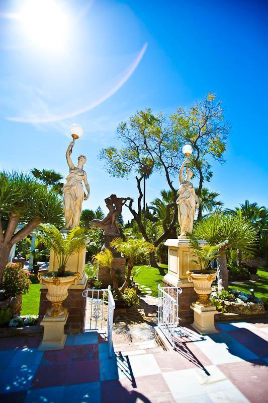 Villa tiberio marbella wedding