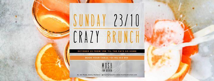 1ST Sunday CRAZY Brunch