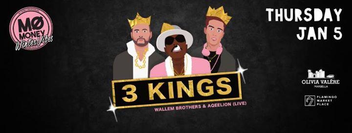 3 KINGS (REYES)