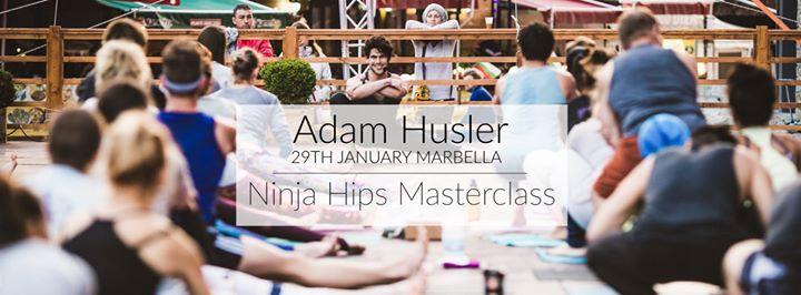 Adam Husler Ninja Hips Masterclass