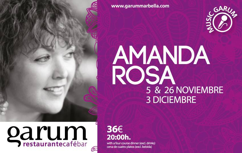 Amanda Rosa at Garum