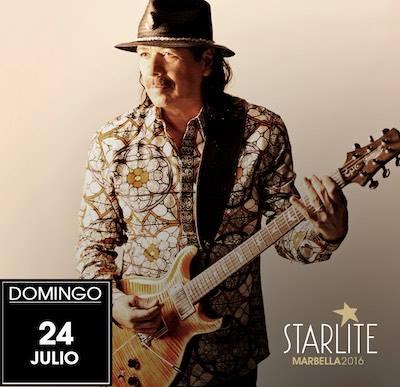 Carlos Santana - Marbella