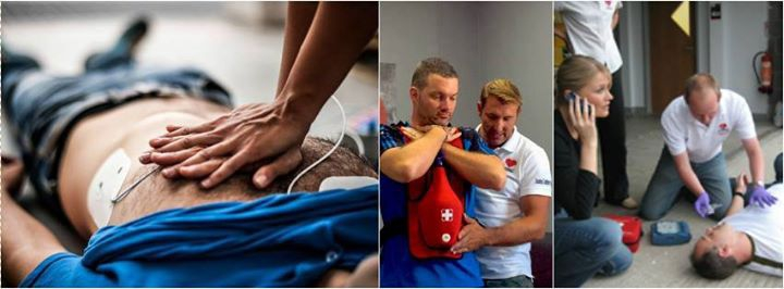 Certified First Aid, CPR & AED Course | Malaga