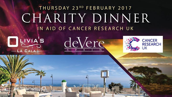 Charity Night for Cancer Research