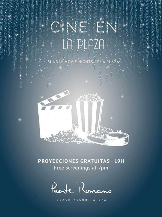Cinema Sundays in La Plaza