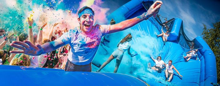 Color Obstacle Rush Málaga