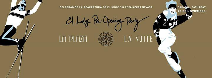 El Lodge Pre-Opening Party
