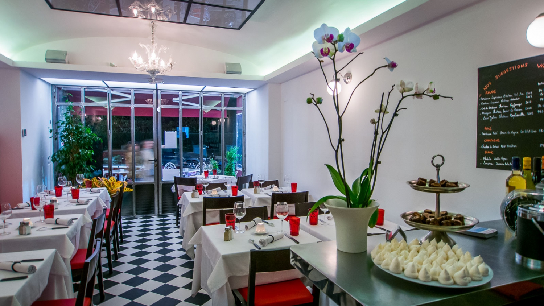 Festive menus at Le Bordeaux