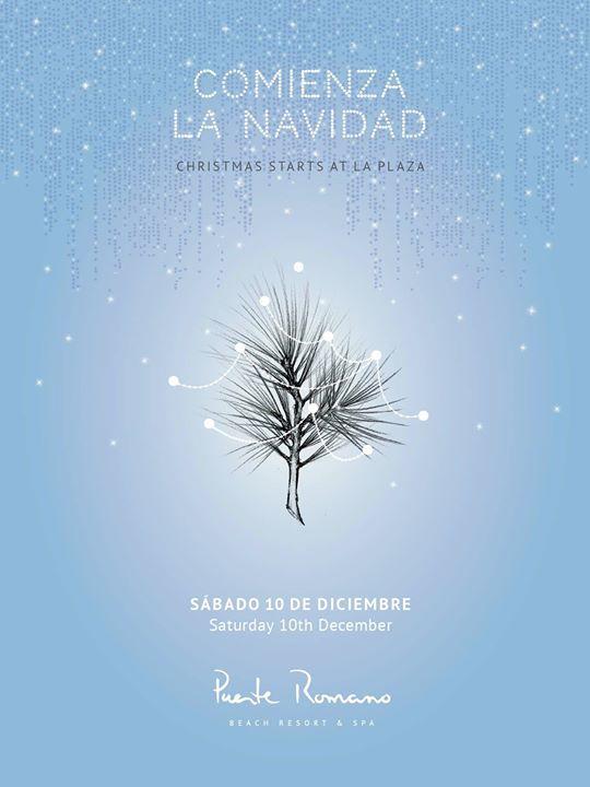 Festive Season Opening at La Plaza