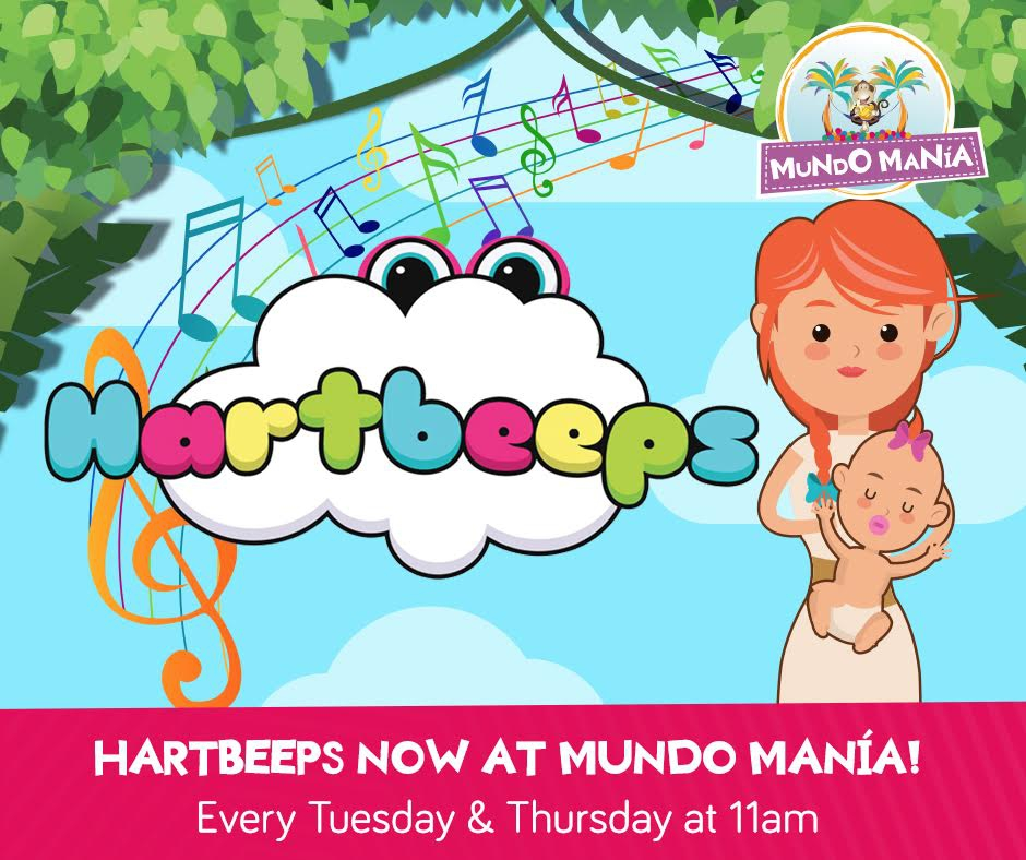 Hartbeeps at Mundo Mania