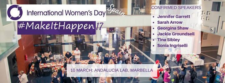 International Women's Day Conference: MakeItHappen17