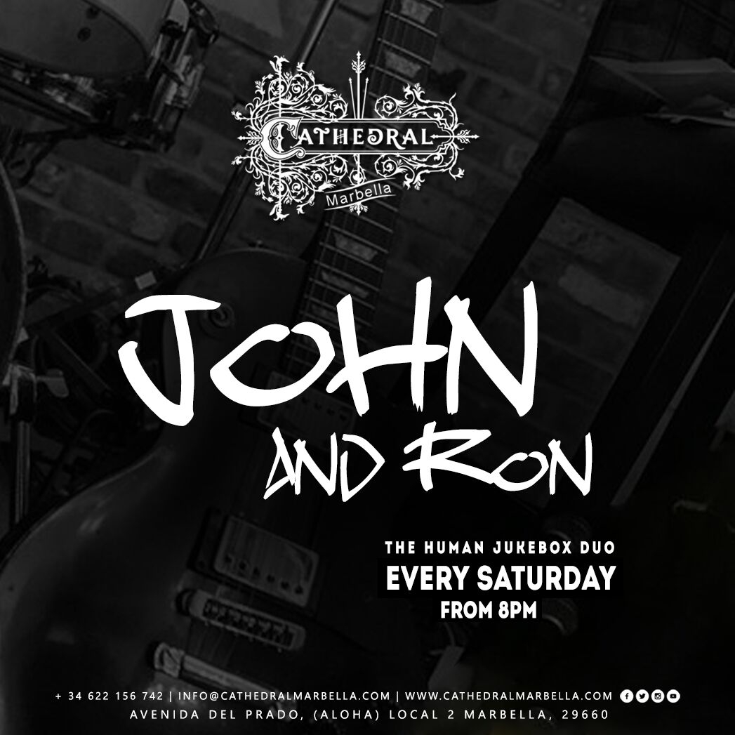 John & Ron - The Human Jukebox