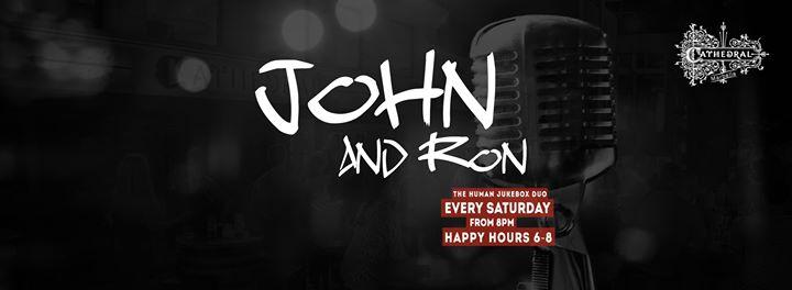 John & Ron - The Human Jukebox