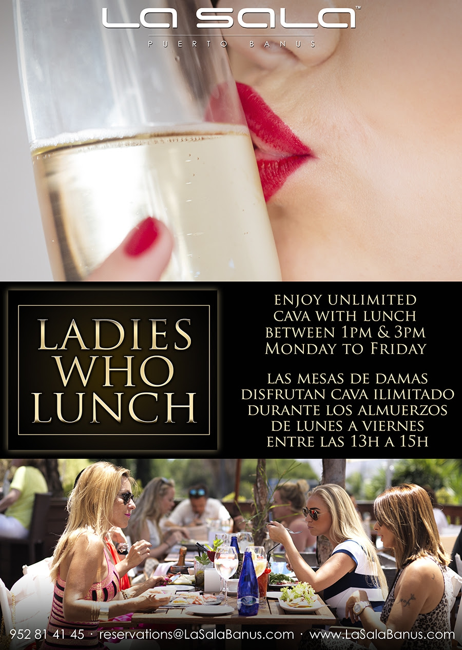 Ladies that Lunch at La Sala