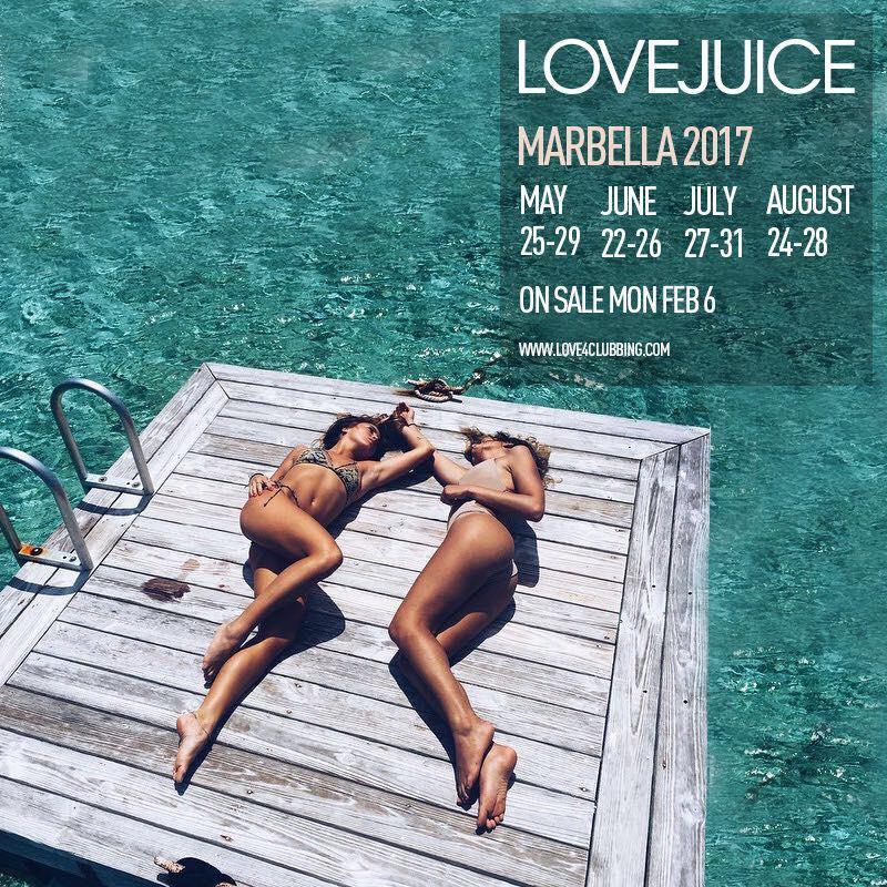 Love Juice Weekenders at Sisu Boutique Hotel