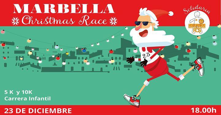 Marbella Christmas Race Solidaria