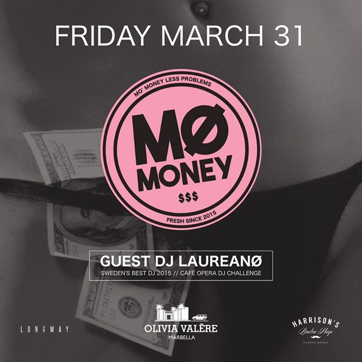 Mø Money March 31