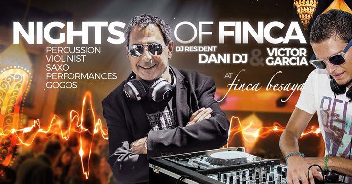Nights of Finca - Wednesday
