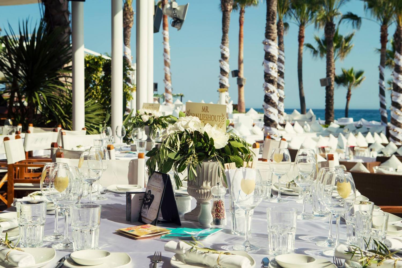 Nikki Beach Marbella White Party 2017
